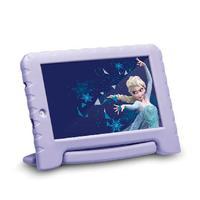 Tablet Disney Frozen Plus Wi Fi Tela 7 Pol. 16Gb Quad Core Nb315