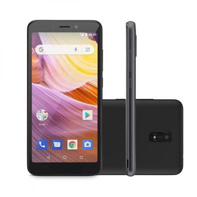 Smartphone Multilaser MS50G Dual Chip Android 8.1 Tela 5.5 8GB 3G Câmera 8MP