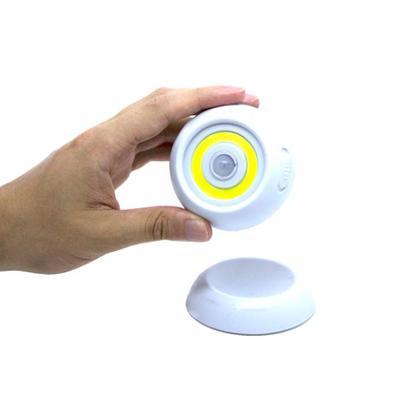 Lâmpada Magnética com Sensor Ultra Bright