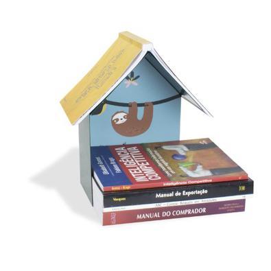 Aparador Porta-Livros Deboísmo Eu Pratico