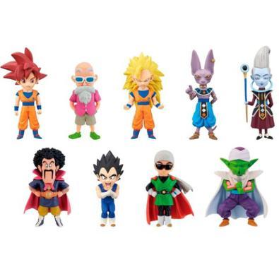Boneco Surpresa - Dragon Ball Super - Bandai