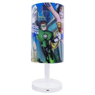 Luminária Liga da Justiça DC Comics