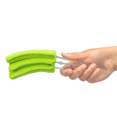 Limpa Persianas de Microfibra Bettanin,  Noviça,  Verde