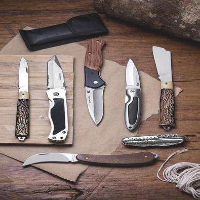 Canivete Tramontina com Lâmina em Aço Inox e Cabo de Madeira 3