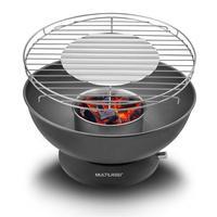 Churrasqueira Portátil Multilaser, Smokeless a Carvão - CE143