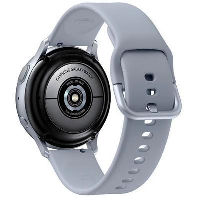 Relógio Samsung Galaxy Watch Active 2 44mm Aço Inoxidável SM-R820NS
