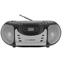 Boombox Philco PB119N2 Reproduz CD, CDR, CD-RW, MP3, WMA Bivolt