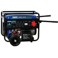Gerador de Energia a Gasolina 8,1kva 6500w 15hppartida elétricaTrifásicoTssaper TS8000EB3