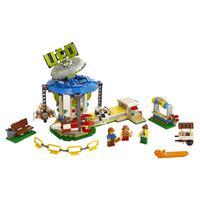 Creator, LEGO, Modelo 3 Em 1: Parque de Diversões