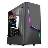 Computador Gamer Skill, AMD Ryzen 5 3400G, Radeon RX VEGA 11, 16GB DDR4 Ballistix, SSD 120GB