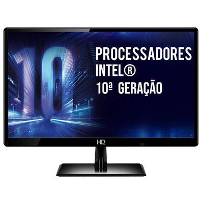 Computador Skill Completo, Intel Core i3 10100 Monitor 21.5