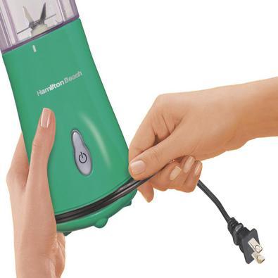Liquidificador Individual Verde Jarra Tritan™ 175W Real - 127