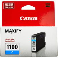 Cartucho Canon PGI1100C P/ Mb2010 Mb2110, 4,5ml, 260 Pags - Ciano