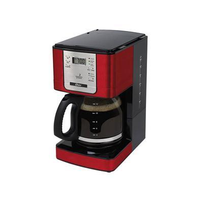 Cafeteira Oster Digital Flavor, 1,8L, 220V, Vermelha - BVSTDC4401RD