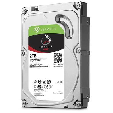 HD Seagate IronWolf NAS, 2TB, 3.5, SATA - ST2000VN004