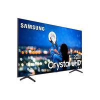 "Smart TV 65"" Samsung TU7000 Crystal LED UHD 4K, 2 HDMI, 1 USB, Bluetooth, Wifi, Slim - UN65TU7000GXZD"