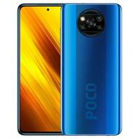 Smartphone Poco X3, 6GB, 64GB, Cobalt Blue, NFC Global Version Snapdragon 732G