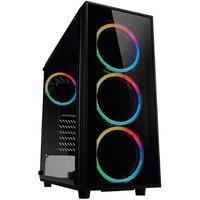 "PC Gamer Completo XP 3Green, Intel Core i7, 8Gb, SSD 240Gb, Geforce GTX 1050Ti 4Gb, Fonte 500W com Monitor 21.5"" Prata"