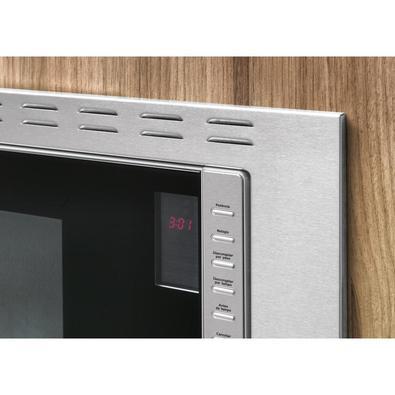 Forno Micro-ondas Fischer, Fit Line, Embutir, 25L, Inox, 110V - 25873