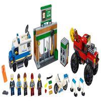 LEGO City - Polícia Monster Truck Heist