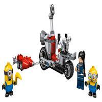 LEGO Minions - Perseguição de Moto sem fim