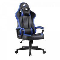 Cadeira Gamer Fortrek Vickers, Suporta até 135Kg, Preta/Azul