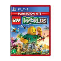 Jogo LEGO Worlds - PS4
