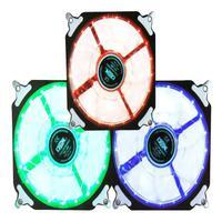 Kit 3 Cooler Fan 120mm Rgb, Fita Led ,Controladora E Controle