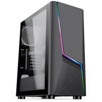 Computador Gamer AMD Ryzen 3, Radeon RX 550 4GB, 8GB DDR4 3000MHZ, HD 1TB, 500W 80 Plus