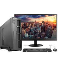 "Computador Fácil Slim Premium Completo Intel Core I5 9400f, 4GB DDR4, SSD 240GB, Monitor 19"", Hdmi Led"