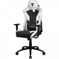 Cadeira Gamer TC3 ThunderX3, Suporta até 125Kg, All White