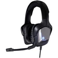 Headset Gamer HP Surround 7.1, Driver 40mm, USB, LED -H220GS