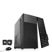 Computador Desktop ICC IV1840K3 Intel Dual Core 2.41ghz, 4GB, HD 320GB, Kit Multimídia