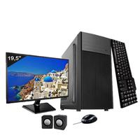 "Computador Completo Icc Intel Core I5 3.20 Ghz 8gb Hd 2tb "" Monitor 19"