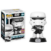 Funko Pop Star Wars Rogue One Trooper De Tanque 184 Exclusivo