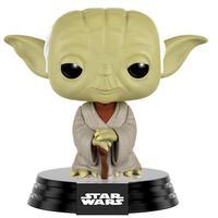 Funko Pop Star Wars - Dagobah Yoda 124