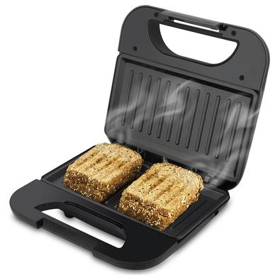 Grill e Sanduicheira Britânia Toast, Preto, 750W, 220V - BGR01P