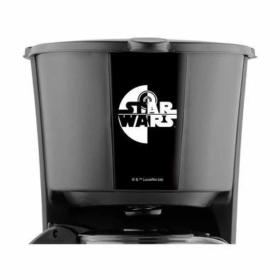 Cafeteira Mallory Star Wars 127v Preto