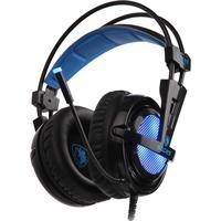 Fone Headset Gamer Sades Locust Plus, 7.1, Usb - Sa-904