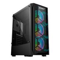 Computador Gamer Fácil Intel Core i3 10100F, 8GB, GTX 1650 4GB, SSD 120GB, Fonte 500W