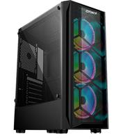Computador Gamer Fácil By Asus Intel Core i5 10400f, 8GB, GTX 1050Ti 4GB, HD 1TB, Fonte 500W
