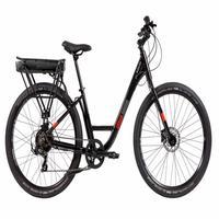 Bicicleta Elétrica Caloi E-vibe Urbam Aro 27,5 - Motor 350w - 16,5´´ - 7 Velocidades - Preto