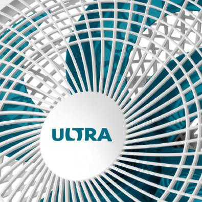 Ventilador de Mesa Mondial Ultra 30cm 6 Pás 50w V-30-6p