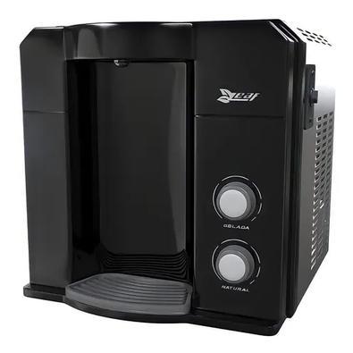 Purificador Refrigerado com Compressor Leaf Pury, 127V, Preto