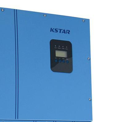 Inversor Fotovoltaico Kstar c/ Wi-fi 380V Trifásico KSG-30KW-TM