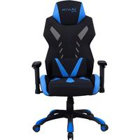 Cadeira Gamer Mx13 Giratoria Preto/azul Mymax
