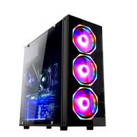 Computador Gamer Fácil Intel Core I5 3470s (terceira Geração) 8gb Gtx 1650 4gb Hd 1tb Fonte 500w