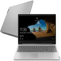 Notebook Lenovo S145 Intel Celeron 4GB 500GB 15,6´´ W10 Prata