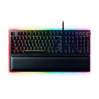 Teclado Optical Gamer Razer Huntsman Elite Chroma RGB US com fio