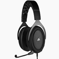 Headset Gamer Com Fio Headset Ca-9011213-na Hs60 Pro Surround Carbon